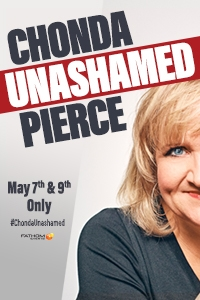 Chonda Pierce: Unashamed Poster