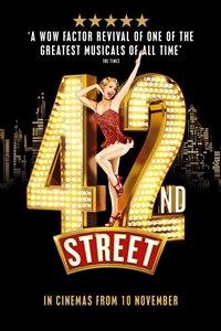 Poster of 42nd Street - The Musical