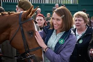Dream Horse cast photo