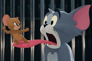 Tom & Jerry cast photo
