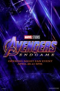 Opening Night Fan Event - Avengers: Endgame