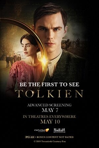 Poster of Tolkien: Live from The Montclair Film...