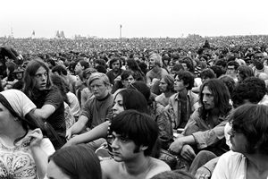 Woodstock: Three Days That Defined a Generation cast photo