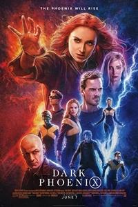 Poster of Dark Phoenix 3D
