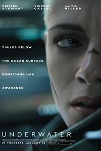 Poster of Underwater