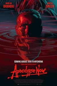 Poster of Apocalypse Now: 40th Anniversary