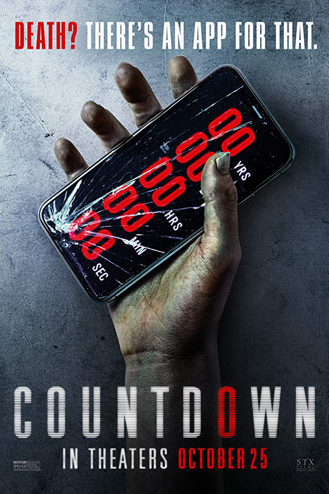 Poster for Countdown
