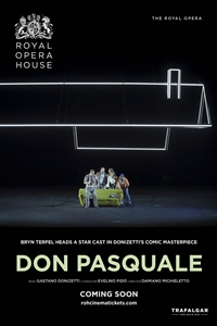 Poster of The Royal Opera House: Don Pasquale