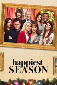 Poster of Happiest Season