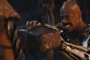 Mortal Kombat cast photo