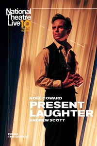 National Theatre Live: Present Laughter Poster