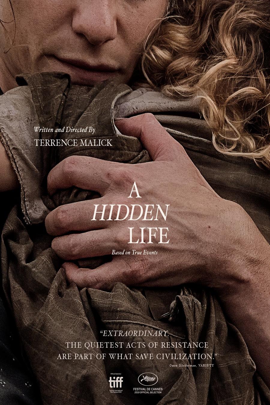 Poster for A Hidden Life