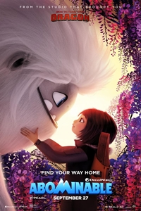 Poster of Abominable in RealD 3D