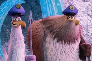 Still of The Angry Birds Movie 2 3D