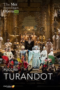 Poster of The Metropolitan Opera: Turandot ENCORE