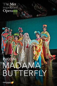 Poster of The Metropolitan Opera: Madama Butter...