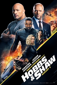 Poster of Fast & Furious Presents: Hobbs & Shaw 3D