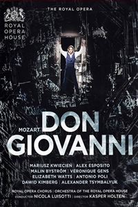 Poster of The Royal Opera House: Don Giovanni