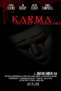 Poster ofKarma: The Price of Vengeance