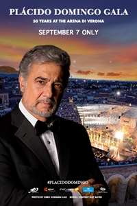 Poster of Plácido Domingo Gala