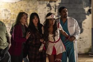 Halloween Kills cast photo