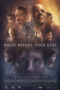 Poster of Right Before Your Eyes
