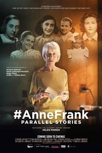 #Anne Frank Parallel Stories Poster