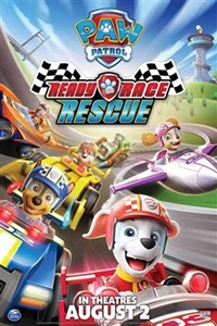 Poster of Paw Patrol: Ready Race Rescue