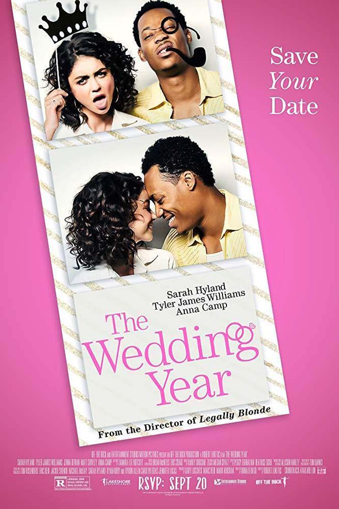 Poster for The Wedding Year