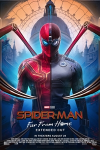 Poster of Spider-Man: Far From Home - Extended Cut
