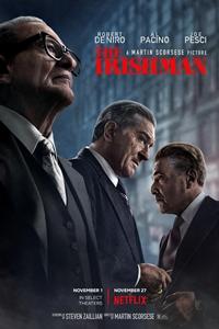 Poster of The Irishman
