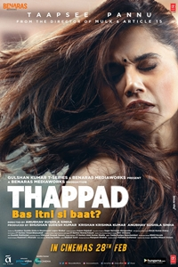 Poster of Thappad