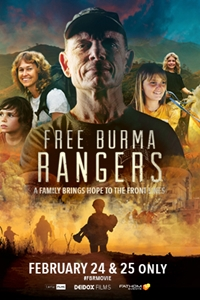 Poster of Free Burma Rangers