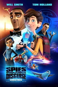 Spies in Disguise 3D