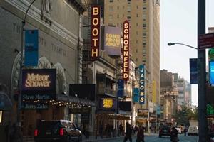 On Broadway cast photo