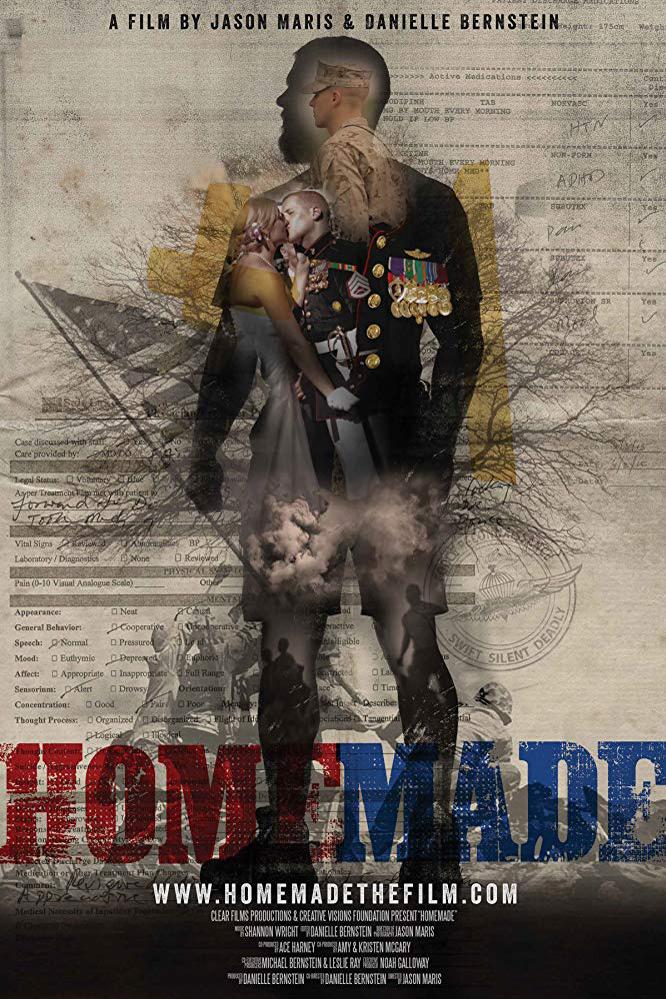 Poster for Homemade