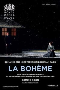 Poster of Royal Opera House: La Boheme