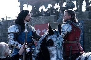 The Last Duel cast photo