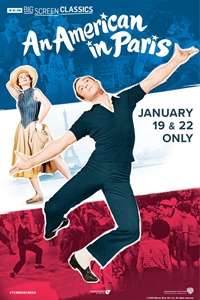 An American in Paris (1951) presented by TCM