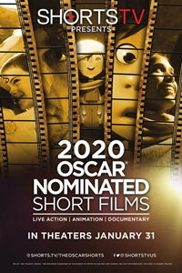 Poster of 2020 Oscar Nominated Shorts - Live Ac...