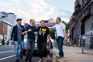 Impractical Jokers: The Movie cast photo