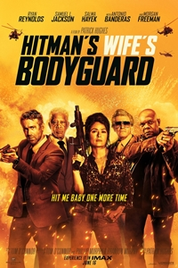 The Hitmans Wifes Bodyguard Poster