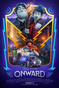 Poster of Onward in RealD 3D