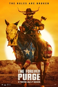 Poster ofThe Forever Purge