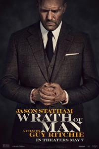Poster ofWrath of Man