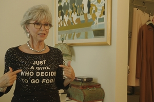 Rita Moreno: Just a Girl Who Decided to Go For It cast photo