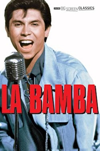 Poster of La Bamba presented by TCM