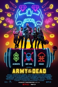 Poster ofArmy of the Dead