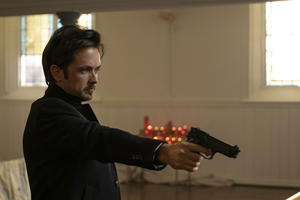 Die in a Gunfight cast photo