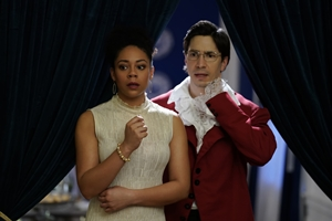 Lady of the Manor cast photo